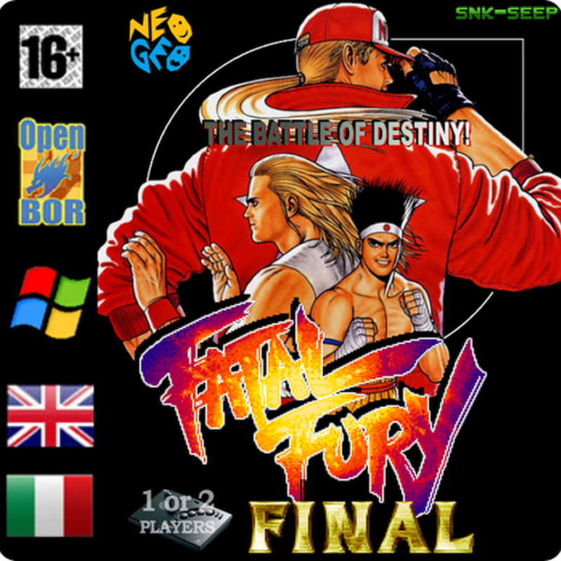 Fatal Fury Final