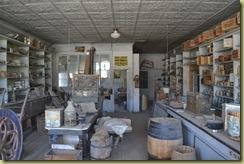 Bo inside Boone Store