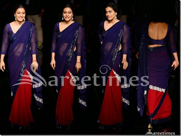 Kajol_Manish_Malhtra_Half_and_Half_Saree(2)