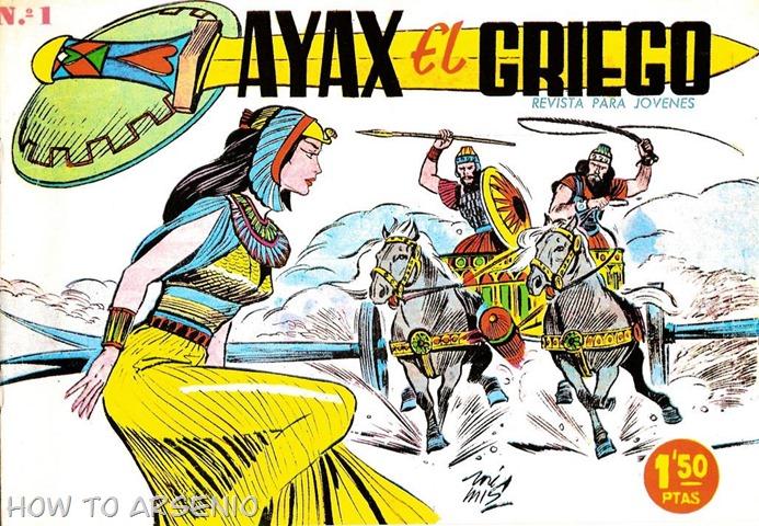 P00001 - Ayax el Griego #1