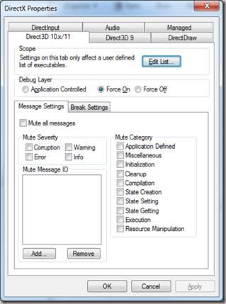 microsoft directx 8.1 runtime download windows 7