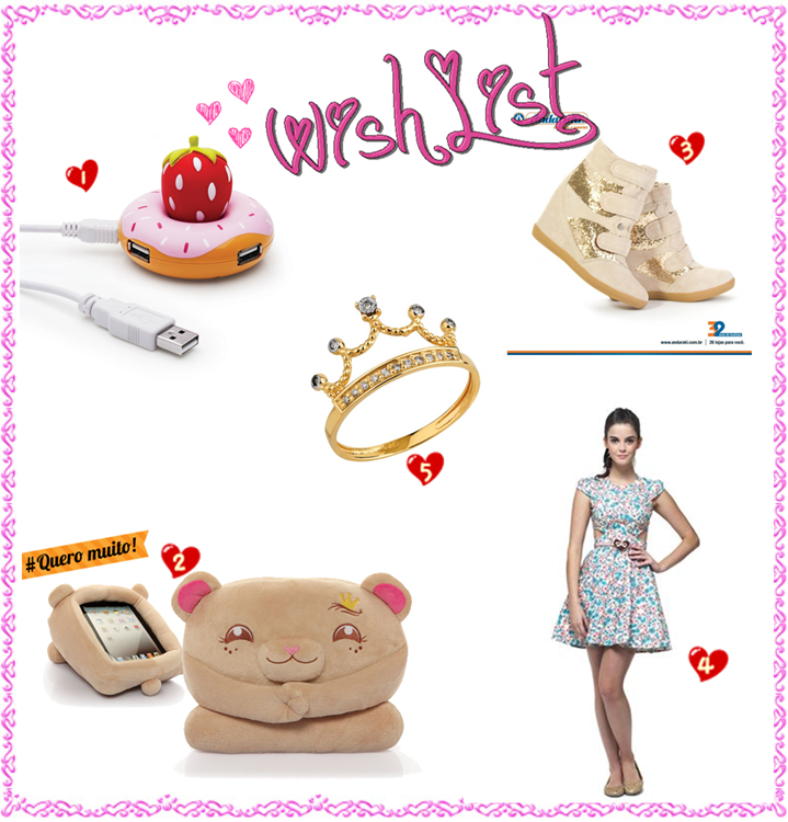 wish list abril