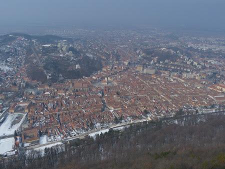 Imagini Romania: Panorama orasului vechi