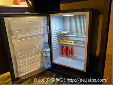 星享道酒店-木星套房冰箱