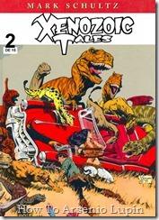 P00002 - Xenozoic Tales #2