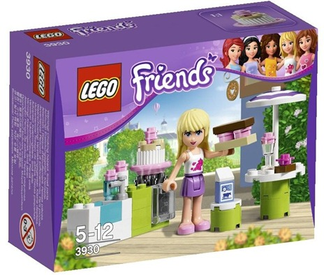 LEGO Friends - Stephanies Outdoor Bakery
