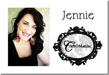 Jennie - CraftOManiac