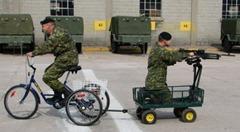 extreme military cutbacks
