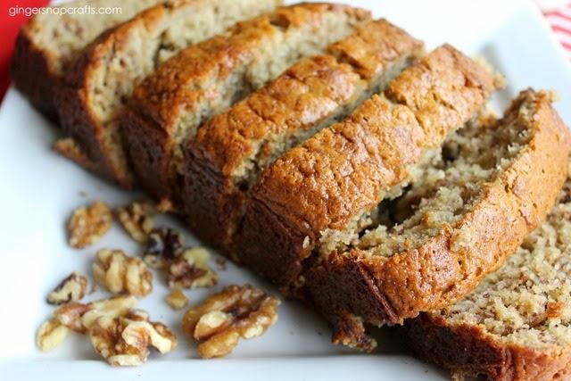 banana nut bread #ad