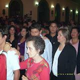 Celebraciód del Sacramento de la Confirmación Residentes Hogar Calasanz