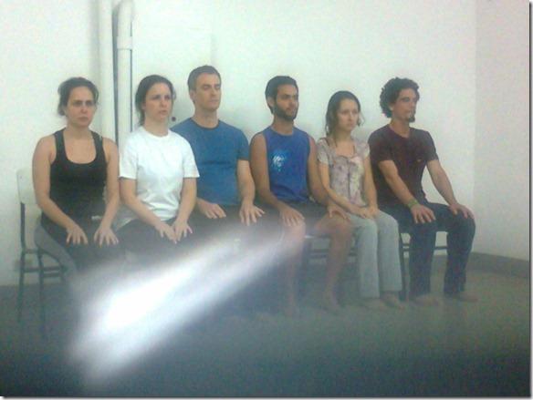 Virgínia + Laura + Márcio + Andrêas + Adassa + Dan