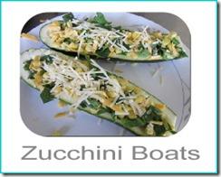 zuchinni boats