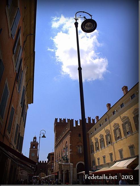 Corso Martiri della Libertà, Ferrara, Italy