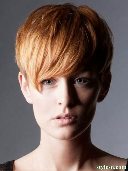 img6cac1696a4ce5c7abf3d5fa4360c6e1f short hairstyles of Summer 2014
