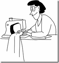 colorear maquina de coser blogcolorear (1)
