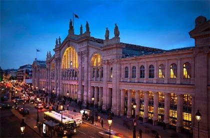 Gare du Nord, Paris 006