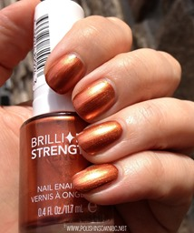 Revlon Brilliant Strenght in Captivate