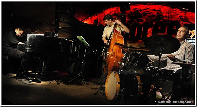 Bruce Barth Trio, Barcelona 2012