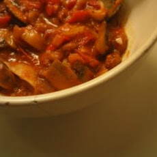 Ratatouille Recipe with Eggplant