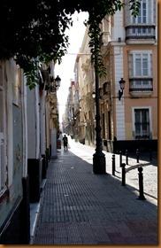 Cadiz, street