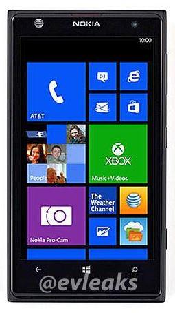 Nokia 1020 Pro Cam