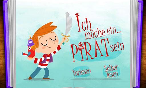 Ich möchte ein Pirat sein