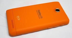 Smartphone con  Firefox OS
