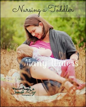 Many Waters Nursing a Toddler