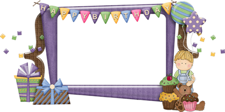 Birthday Frame Png Birthday Frames For Boys With
