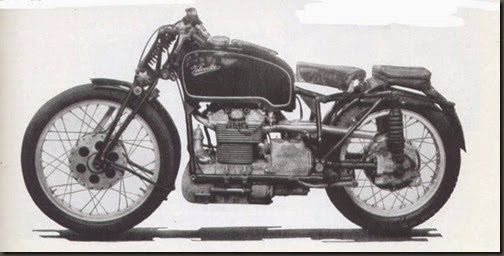 Velocette Supercharged 500 1939