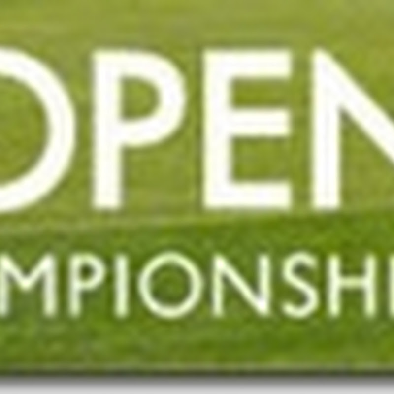 2012 Open Championship Official Draw and Tee Times