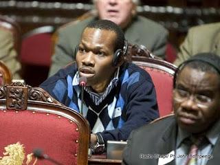 Eugène Bakama, congolais vivant  en  Belgique, depuis 6 ans.