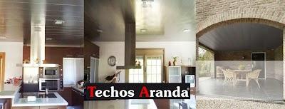 Techos en Puentes De García Rodríguez