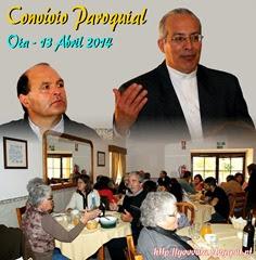 Convívio Paroquial -13.04.14