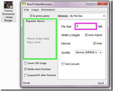 Moo0 VideoMinimizer
