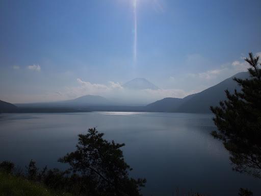 [写真]本栖湖