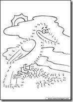 000 - cuervo- blogcolorear.com