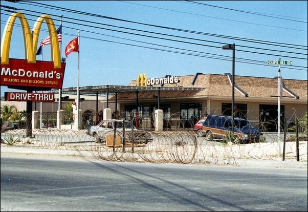 McDonald's Guantanamo