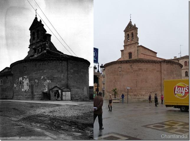 comparativa 3 Iglesia de San Marcos Luis gonzlez de la huebra