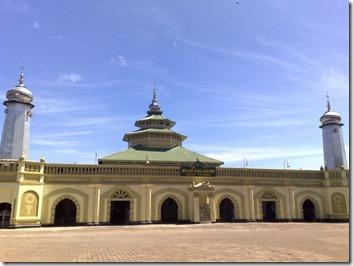 Masjid Ganting, Padang