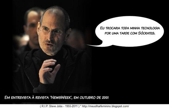 Minhas Postagens Steve Jobs 1955 2011