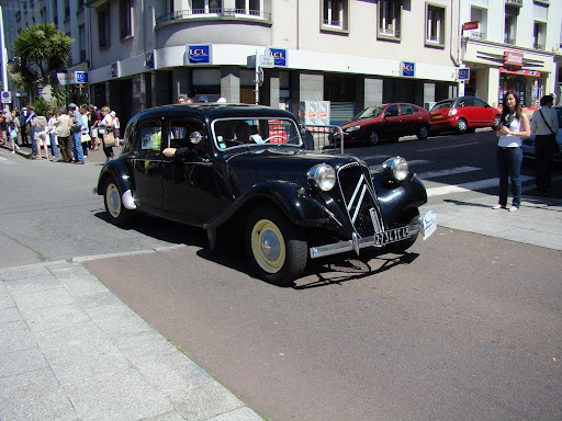 Citroën Traction 11B 1952+