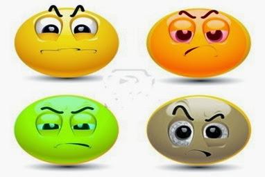4502309-sonriente-rostro-con-diferentes-bolas-de-expresion-de-la-envidia