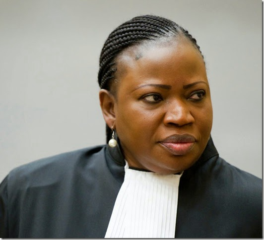 Ms Bensouda ICC