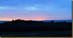 Sunrise D7K_5812 October 11, 2011 NIKON D7000