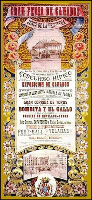 Cartel_Feria_del_Caballo_1911