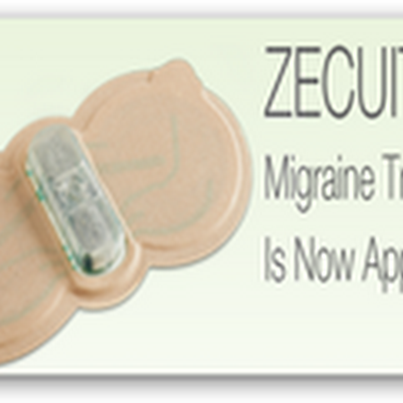 FDA Approves NuPathe Skin Patch to Treat Migraines