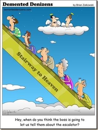 heaven paradise atheism god bible jesus humor (29)