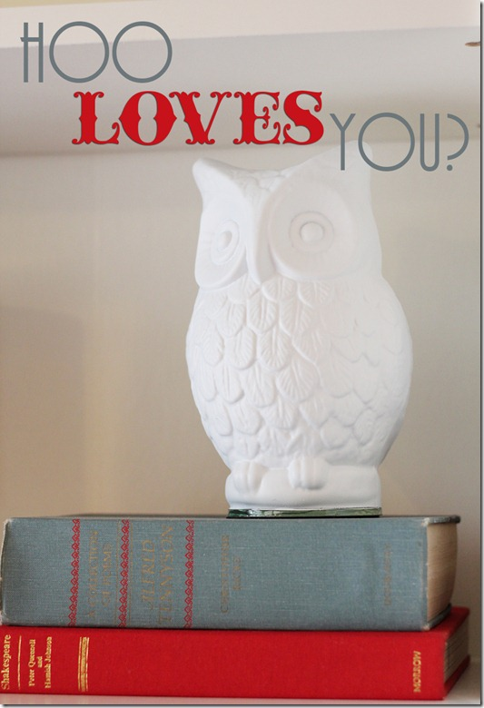HOO loves you