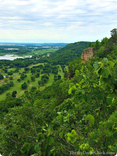 Grandad Bluff Wisconsin
